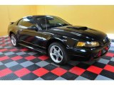 2003 Black Ford Mustang GT Coupe #21239103