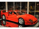 Ferrari F40 1990 Data, Info and Specs