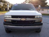 Summit White Chevrolet Silverado 3500 in 2002