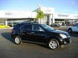 2010 Black Chevrolet Equinox LT #21304850
