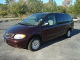 2003 Deep Molten Red Pearl Chrysler Town & Country LX #21309707