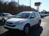 2007 Taffeta White Honda CR-V LX 4WD #21297862