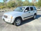 2006 Bright Silver Metallic Jeep Grand Cherokee Laredo #21309698
