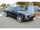 2006 Black Ford Mustang GT Premium Coupe #21287541