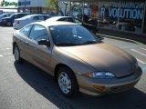 1998 Gold Metallic Chevrolet Cavalier Coupe #21350715