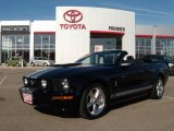 2006 Black Ford Mustang Shelby GT Convertible #21349140