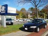 2002 Nighthawk Black Pearl Honda Accord SE Sedan #21354254