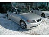 2006 Titanium Silver Metallic BMW 3 Series 325i Sedan #2131741