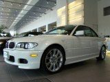 2006 Alpine White BMW 3 Series 330i Convertible #21371588
