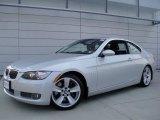2007 Titanium Silver Metallic BMW 3 Series 335i Coupe #21371544