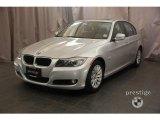 2009 Titanium Silver Metallic BMW 3 Series 328xi Sedan #21369735