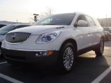 2008 White Diamond Tri Coat Buick Enclave CXL AWD #21381704