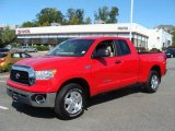 2008 Radiant Red Toyota Tundra SR5 TRD Double Cab 4x4 #21381362