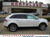 2010 White Platinum Tri-Coat Lincoln MKX AWD #21377822