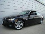 2007 Black Sapphire Metallic BMW 3 Series 328i Convertible #21371562