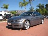 2009 Space Grey Metallic BMW 3 Series 335i Convertible #21372562