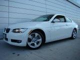2009 Alpine White BMW 3 Series 328xi Coupe #21371567