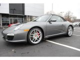 2010 Porsche 911 Carrera S Cabriolet Data, Info and Specs