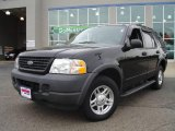 2003 Black Ford Explorer XLS 4x4 #21375676