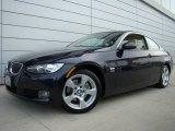 2009 Monaco Blue Metallic BMW 3 Series 328xi Coupe #21371568