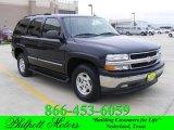 2005 Black Chevrolet Tahoe LT #21380914