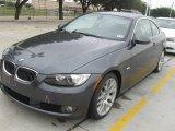 2007 Sparkling Graphite Metallic BMW 3 Series 328i Coupe #21384365