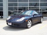 1999 Porsche 911 Ocean Blue Metallic