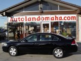 2006 Black Chevrolet Impala LS #21381440