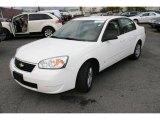 2008 White Chevrolet Malibu Classic LS Sedan #21369353