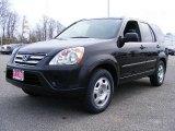 2006 Nighthawk Black Pearl Honda CR-V LX 4WD #21378115