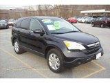 2007 Nighthawk Black Pearl Honda CR-V EX-L 4WD #21384680
