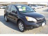 2007 Nighthawk Black Pearl Honda CR-V EX 4WD #21384677