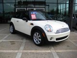 2007 Pepper White Mini Cooper Hardtop #21378947