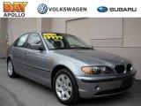 2004 Silver Grey Metallic BMW 3 Series 325xi Sedan #21450142