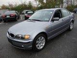 2005 Silver Grey Metallic BMW 3 Series 325i Sedan #21443330