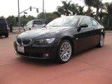 2007 Black Sapphire Metallic BMW 3 Series 328i Coupe #21448072