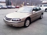 2001 Sandrift Metallic Chevrolet Impala  #21444848