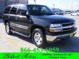 2004 Dark Gray Metallic Chevrolet Tahoe LS #21456399