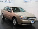 2005 Light Driftwood Metallic Chevrolet Malibu LS V6 Sedan #21459683