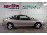 2002 Sandrift Metallic Chevrolet Cavalier LS Coupe #21464782