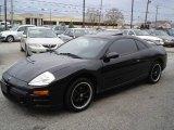 2003 Kalapana Black Mitsubishi Eclipse GS Coupe #21458615