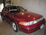 1993 Ford Crown Victoria LX Data, Info and Specs