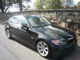 2007 Black Sapphire Metallic BMW 3 Series 335i Sedan #21450557