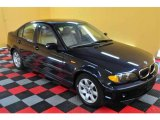2003 Orient Blue Metallic BMW 3 Series 325i Sedan #21513570