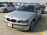 2005 Titanium Silver Metallic BMW 3 Series 330i Sedan #21513544