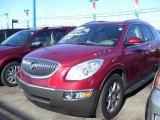 2008 Red Jewel Buick Enclave CXL #21499129