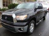 2007 Black Toyota Tundra SR5 TRD Double Cab 4x4 #21515518