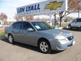 2007 Golden Pewter Metallic Chevrolet Malibu LT Sedan #21506200