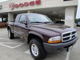 2004 Deep Molten Red Pearl Dodge Dakota SXT Club Cab 4x4 #21514530