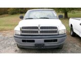 2001 Bright White Dodge Ram 1500 ST Regular Cab #21516559